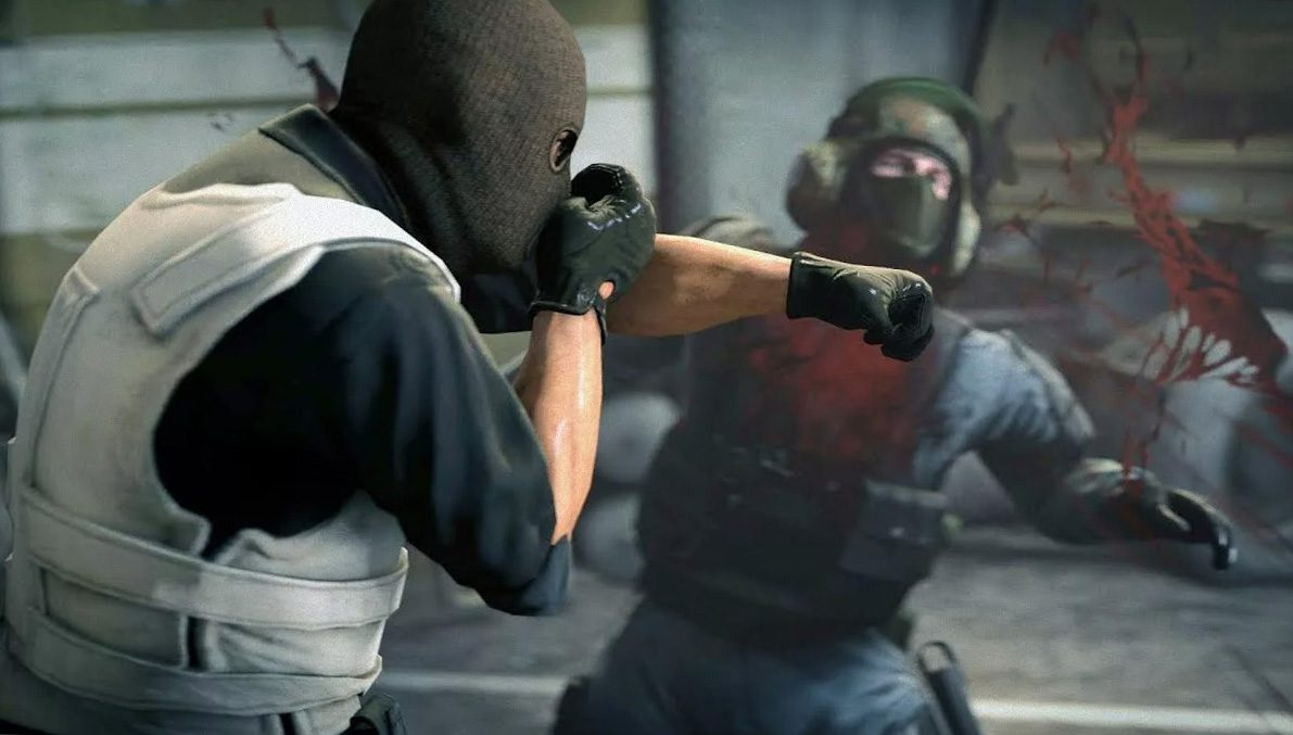 How to Throw a Knife in CS:GO - Console Command